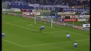 GOLO! A. Académica, Dário aos 4', FC Porto 0-1 A. Académica