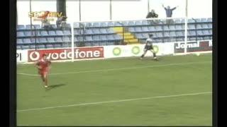 GOLO! Gil Vicente FC, Nuno Amaro aos 10', Gil Vicente FC 1-0 A. Académica