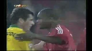 GOLO! SL Benfica, Mantorras aos 86', SL Benfica 7-0 FC P.Ferreira