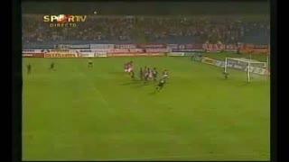 GOLO! SL Benfica, Simão aos 42', Santa Clara 1-1 SL Benfica