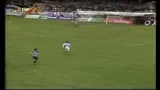 U. Leiria, golo Maciel, 45 min, 0-1
