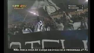GOLO! CD Nacional, Adriano aos 64', CD Nacional 1-0 Belenenses