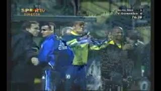 Beira-Mar, golo Fary, 78 min, 1-0