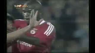 GOLO! SL Benfica, Roger aos 22', SL Benfica 2-0 FC P.Ferreira