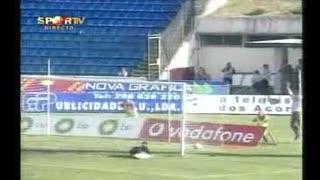 GOLO! Santa Clara, Sandro aos 58', Santa Clara 4-1 Gil Vicente FC