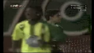 GOLO! Vitória FC, Beto aos 21', Sporting CP 1-2 Vitória FC