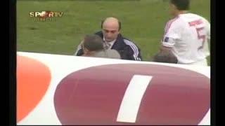 GOLO! Sta. Clara, George aos 16', SC Braga 0-1 Sta. Clara