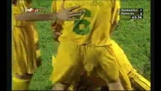 GOLO! FC P.Ferreira, Renato Queirós aos 43', Vitória SC 1-4 FC P.Ferreira