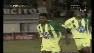 GOLO! Vitória FC, Jorginho aos 24', Sporting CP 1-3 Vitória FC