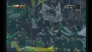 GOLO! Sporting CP, Jardel aos 63', Sporting CP 2-0 SC Braga