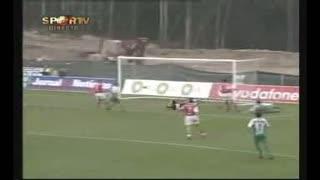 GOLO! Moreirense FC, Vítor Pereira aos 33', Moreirense FC 1-0 SC Braga