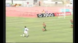 GOLO! Vitória FC, Sandro aos 28', Marítimo M. 0-2 Vitória FC