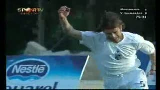 GOLO! Vitória SC, Rubens Júnior aos 78', Moreirense FC 1-2 Vitória SC