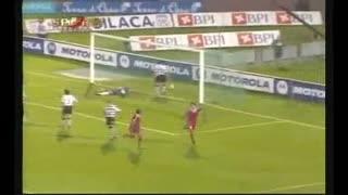 GOLO! Gil Vicente FC, Gaspar aos 20', Sporting CP 0-2 Gil Vicente FC