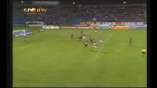 GOLO! Santa Clara, João Pedro aos 14', Santa Clara 1-0 SL Benfica