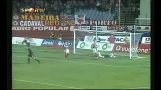 GOLO! SL Benfica, Hélder aos 56', Marítimo M. 0-1 SL Benfica
