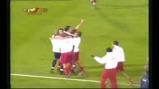 GOLO! Gil Vicente FC, Paulo Alves aos 95', Sporting CP 0-3 Gil Vicente FC