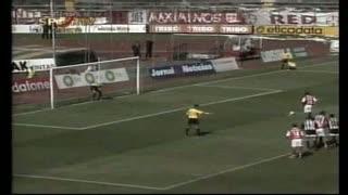 GOLO! SC Braga, Nuno Rocha aos 10', SC Braga 1-0 CD Nacional