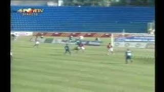 GOLO! Gil Vicente FC, Manoel aos 22', Santa Clara 0-1 Gil Vicente FC