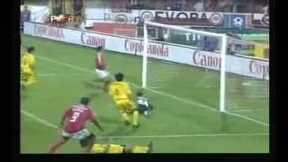 GOLO! SL Benfica, Mantorras aos 61', SL Benfica 6-0 FC P.Ferreira