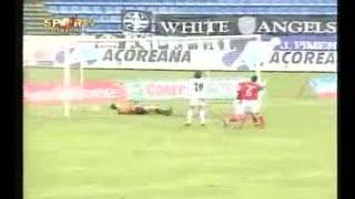 Sta. Clara, golo Fonseca, 76 min, 2-0