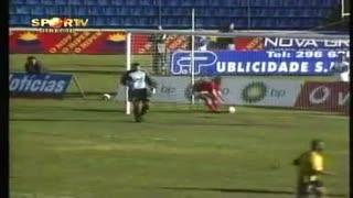 GOLO! Beira Mar, Ricardo Sousa aos 60', Sta. Clara 1-1 Beira Mar