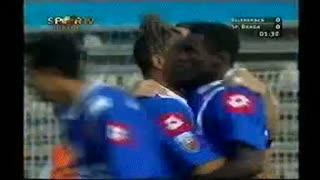 GOLO! Belenenses SAD, Antchouet aos 1', Belenenses SAD 1-0 SC Braga