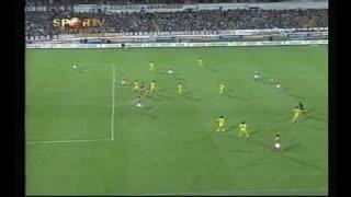 GOLO! SL Benfica, Tiago aos 13', SL Benfica 1-0 FC P.Ferreira
