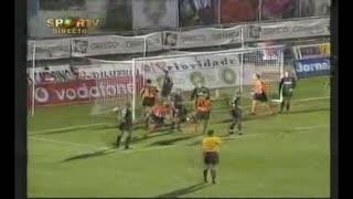 GOLO! Varzim SC, Sérgio Carvalho aos 82', A. Académica 2-1 Varzim SC