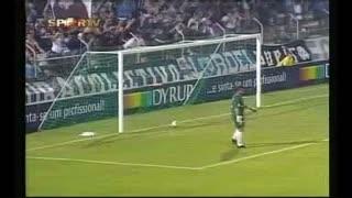 GOLO! FC Porto, Derlei aos 10', Beira Mar 1-0 FC Porto