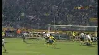 GOLO! Sporting CP, Niculae aos 34', Beira Mar 1-1 Sporting CP