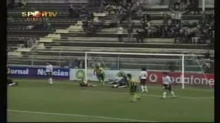 GOLO! Beira Mar, João Armando aos 4', Beira Mar 1-0 FC P.Ferreira