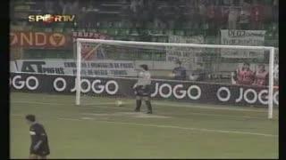 GOLO! SL Benfica, João Manuel Pinto aos 94', A. Académica 1-4 SL Benfica