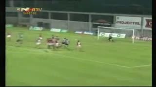 GOLO! CD Nacional, Rossato aos 58', CD Nacional 2-0 Sta. Clara