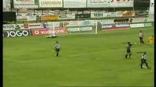 GOLO! FC P.Ferreira, Paulo Sousa aos 11', FC P.Ferreira 1-0 Varzim SC
