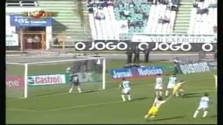 GOLO! Moreirense FC, Vítor Pereira aos 14', Vitória FC 0-1 Moreirense FC
