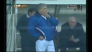 GOLO! Gil Vicente FC, Manoel aos 67', Gil Vicente FC 3-1 Belenenses