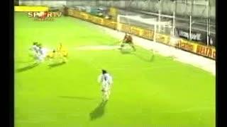 GOLO! FC P.Ferreira, Renato Queirós aos 5', Vitória SC 0-1 FC P.Ferreira