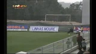 GOLO! SC Braga, Abiodun aos 61', Moreirense FC 1-1 SC Braga