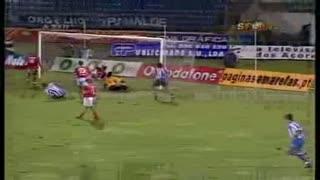 GOLO! FC Porto, Hélder Postiga aos 31', Santa Clara 0-1 FC Porto
