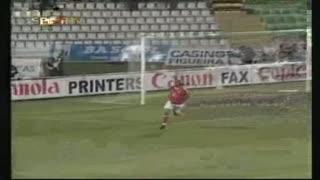 GOLO! SL Benfica, Miguel aos 47', A. Académica 0-3 SL Benfica