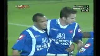 GOLO! Belenenses, Carlos Fernandes aos 15', Gil Vicente FC 1-1 Belenenses