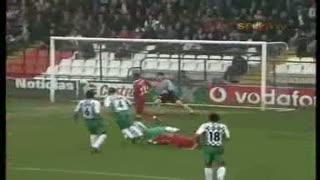 GOLO! Gil Vicente FC, Paulo Alves aos 13', Gil Vicente FC 1-1 Moreirense FC
