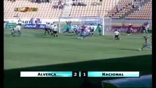 Alverca, golo Bruno Aguiar, 97 min, 2-1