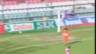 GOLO! Alverca, Zé Roberto aos 2', E. Amadora 0-1 Alverca