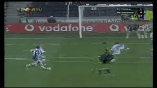 FC Porto, Jogada, Maniche aos 47'