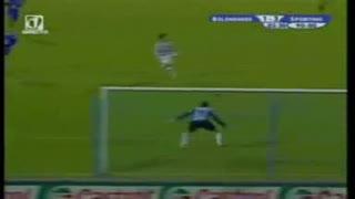 GOLO! Sporting CP, Liedson aos 94', Belenenses SAD 1-3 Sporting CP