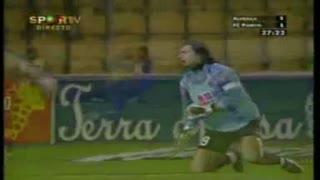 GOLO! Alverca, Manú aos 26', Alverca 1-1 FC Porto
