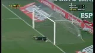 GOLO! Sporting CP, Sá Pinto aos 93', SL Benfica 1-3 Sporting CP
