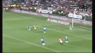 SL Benfica, Jogada, Azar Karadas aos 47'